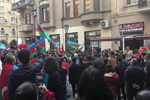 ببینید | آشوب و درگیری در قلب پایتخت ارمنستان