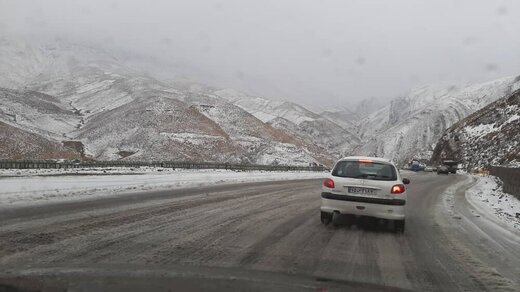 توصیه اورژانس به مسافران محور تهران- شمال