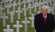 ببینید | نخستین حضور ترامپ در انظار عمومی پس از انتخابات ریاست جمهوری