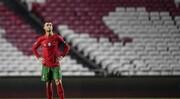 واکنش رونالدو بعد از رکوردشکنی با پرتغال