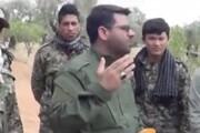 ببینید | رجزخوانی شهید خزایی در سوریه