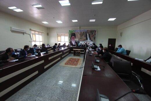 نشست و بررسی مشکلات مخابراتی شهرستانهای اندیکا، مسجدسلیمان ،لالی و هفتکل برگزار شد