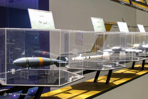 اقتدار موشکی ایران به روایت تصویر