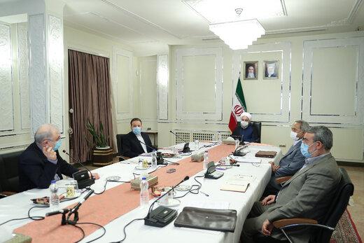 روحاني يعلن تبني خطة شاملة لإدارة المرحلة الجديدة من إنتشار كورونا