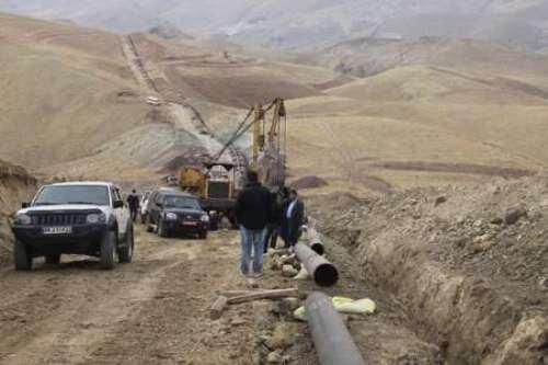 بهره مندی ۸۸درصد خانوارهای روستایی قزوین از گاز طبیعی