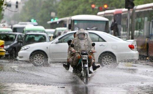 باران در خوزستان؛ مراجعه ۴۳۰ نفر با علائم تنفسی به بیمارستان