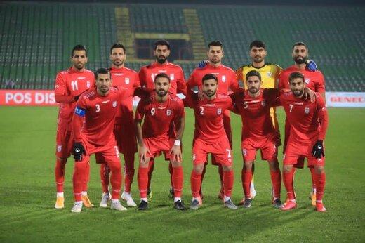 ساعت و ورزشگاه ۲ بازی ایران در انتخابی جام جهانی ۲۰۲۲ اعلام شد