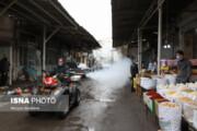 ببینید   تصاویر جالب از ضدعفونی شهری تبریز