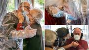 دلتان برای در آغوش گرفتن افراد تنگ شده است؟ از اتاقک آغوش استفاده کنید/ تصاویر