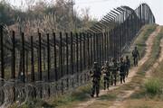 ببینید | تصاویری از لحظه هدف قرار گرفتن یک پست مرزی ارتش پاکستان توسط هند