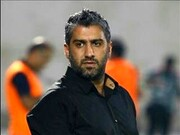 واکنش فرزاد مجیدی به کمک سرپرستی در استقلال/عکس