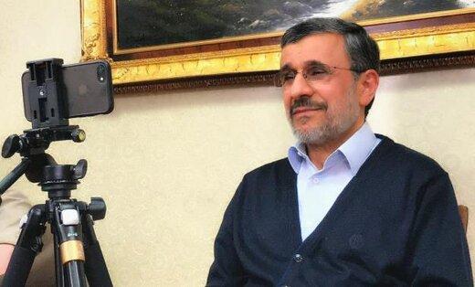محمود احمدی نژاد، یک هنرپیشه چند چهره یا کریم خان زند؟
