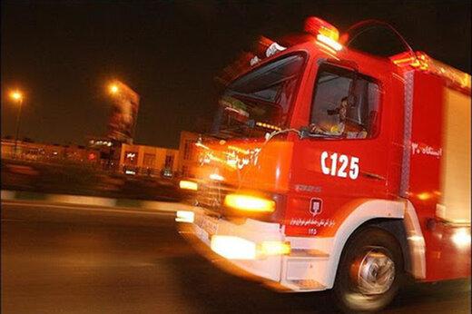 ببینید | هشدار جدی آتشنشانهای مشهد به مردم برای عدم خروج از منزل