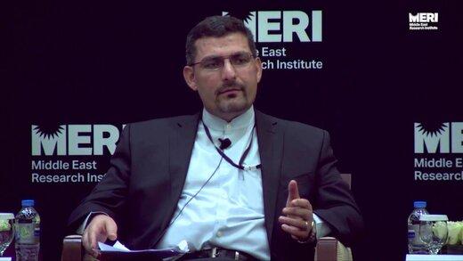 میریوسفی: فشار حداکثری بر ایران به انزوای بیشتر آمریکا منجر میشود