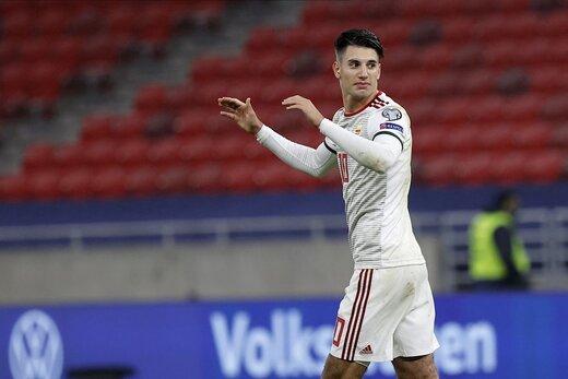 رئال مادرید خواهان پدیده مجارستانی