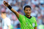 اولین قضاوت فغانی و تیمش در لیگ قهرمانان آسیا