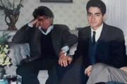 ببینید | تصویری دیده نشده و قدیمی از استاد محمدرضا شجریان در کنار همایون