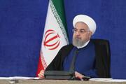 کنایه معنادار روحانی به نمایندگان مجلس: هول نشوید، عجله نکنید، موفقیت های دولت هم برای شما /بگذارید دیپلماسی را آنها که تجربه دارند پیش ببرند