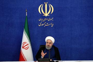 ببینید | اعلام آمادگی روحانی برای کمک به مردم سیلزده خوزستان