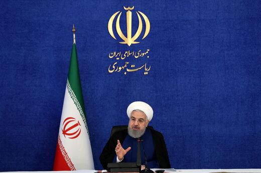 روحانی: با صداقت می گویم واکسن نزدهام /از پیک چهارم عبور کردهایم