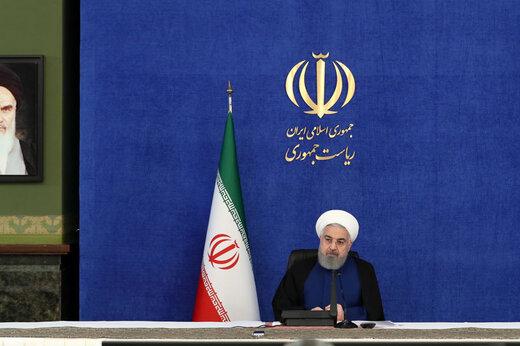 ببینید | درخواست روحانی از منتقدین در خصوص آمریکا