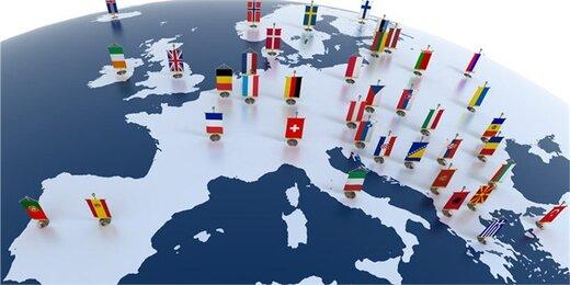 صادرات ۲.۶ میلیاردی کالاهای ایرانی به اروپا