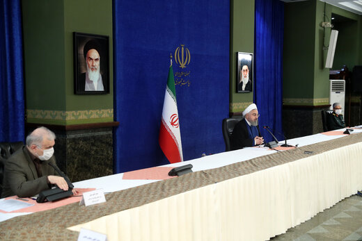 حمله جدید به حسن روحانی /پشت پرده شایعه استعفا چه کسانی هستند؟