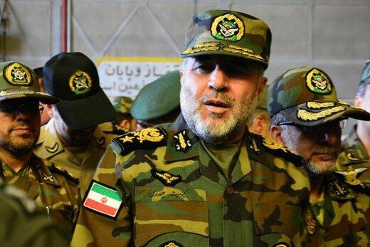 دغدغه مهم رهبر انقلاب از زبان فرمانده نیروی زمینی ارتش /امنیت آسمان کشور نتیجه اقتدار پدافند هوایی است