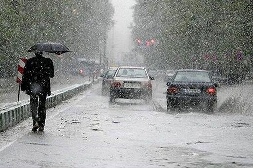 هواشناسی: طوفان در کشور ادامه دارد