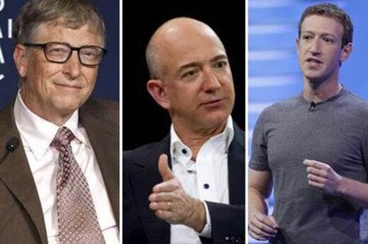 ببینید | ثروتمندترین افراد دنیا را بیشتر بشناسید