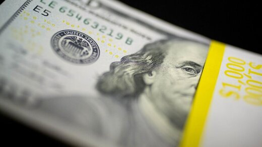 سومین افت متوالی دلار در بازارهای جهانی