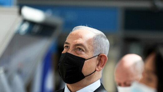 نتانیاهو شبانه به عربستان رفت/عکس