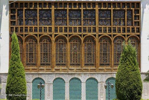 تصاویری از زیباترین خانه اشرافی دوره صفویه در اصفهان
