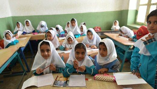 ساخت مدرسه دخترانه روستای وشنام دری در بخش مرکزی شهرستان چابهار