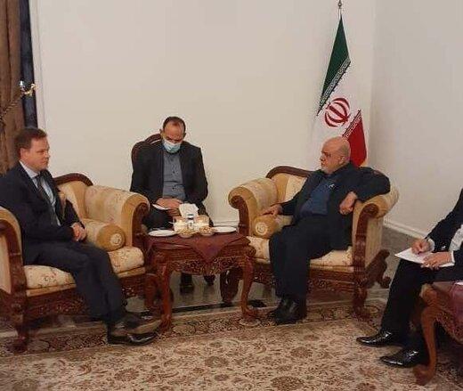سفیران ایران و انگلیس تحولات عراق و منطقه را بررسی کردند