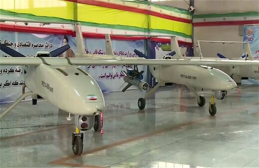 اوراسیا تایمز: ایران با وجود تحریمها ابرقدرت پهپادی شد