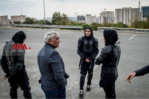 نخستین زنان بدلکار سینمای ایران