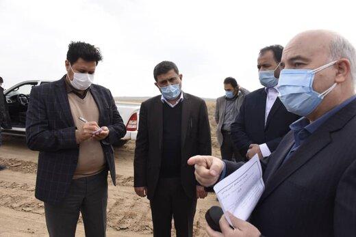 تکمیل پروژه انتقال گاز بویین زهرا به کرج تا ۱۴۰۰