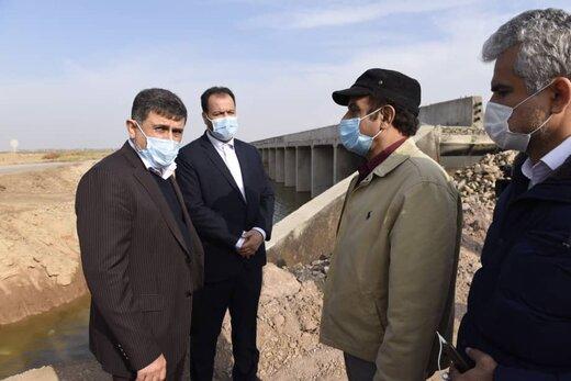 سرعت تکمیل پروژه چرمشهر آبیک خیره کننده است