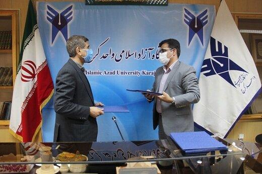 افزایش همکاری دانشگاه آزاد اسلامی استان البرز با سازمان آموزش فنی و حرفهای