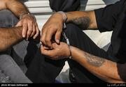 کارمند گروگان گرفته شده آزاد شد