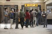 ببینید | علت شلوغی مترو در روزهای کرونایی چیست؟