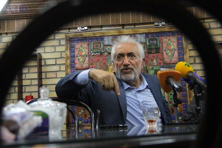 کنایه تند کاندیدای انتخابات ۱۴۰۰ به محمود احمدی نژاد /برای خود هیچ مسما و اسمی قائل نیستم
