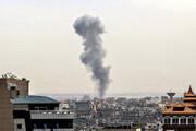 ببینید | انفجار بزرگ در قلب رژیم صهیونیستی