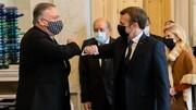 آسوشیتدپرس:مکرون پشت درهای بسته در یک دیدار بالقوه ناخوشایند با پمپئو/الیزه پذیرای وزیرخارجه موقت آمریکا نبود