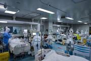 تسجیل 482 حالة وفاة جدیدة بفیروس کورونا في إیران