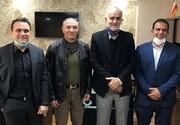 مهابادی سرمربی تیم ملی شد، درخشان مدیر فنی