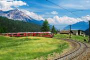 ببینید   رونمایی از قطاری فوق پیشرفته و بسیار جذاب در سوئیس