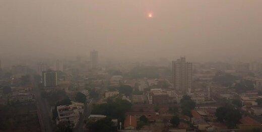 هوای تهران با شاخص ۱۳۱ آلوده است