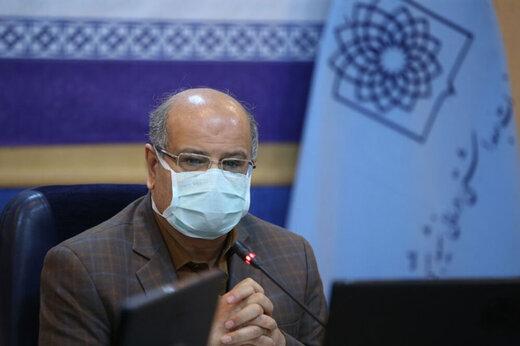 ببینید | آماری وحشتناک از تعداد بیماران کرونایی در تهران